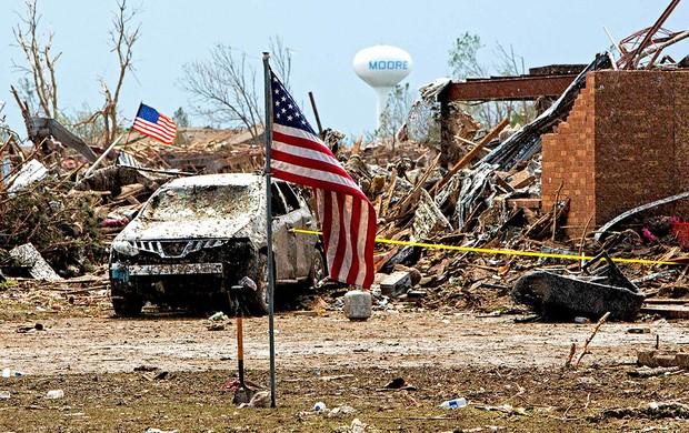 Oklahoma tornado Estados Unidos (Foto: Reuters)