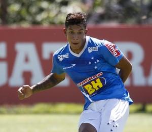 Lucas Romero; Cruzeiro (Foto: Light Press)