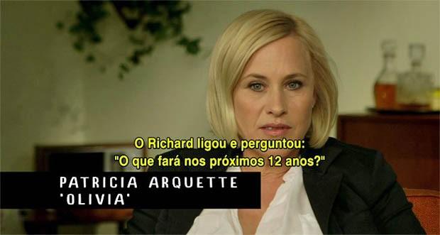 Patricia Arquette fala sobre 'Boyhood' (Foto: Divulgação)