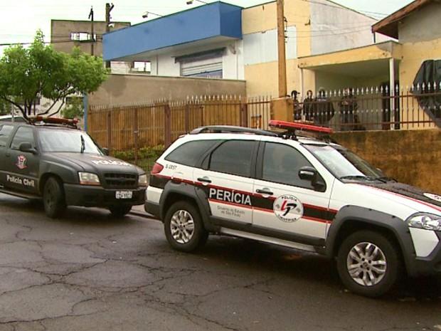 Polícia e bombeiros encerrou segundo dia de buscas pelo menino Joaquim (Foto: Reprodução/EPTV)