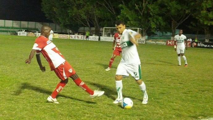 CRB vence o Murici fora de casa e dispara na liderança do Grupo A (Foto: Jaílson Colácio /ASCOM Murici)