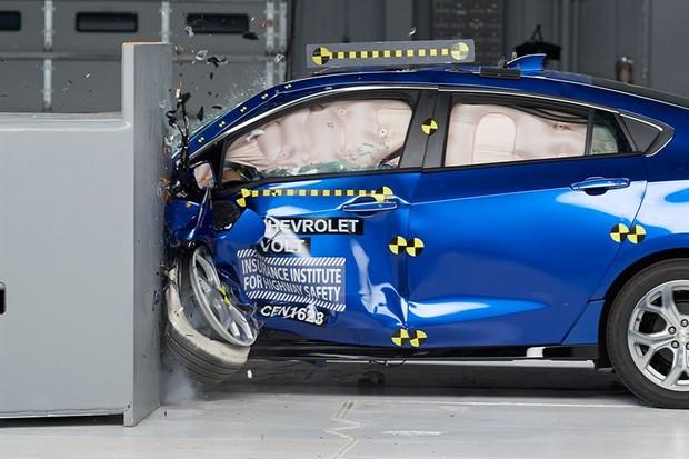 Chevrolet Volt (Foto: Divulgação)