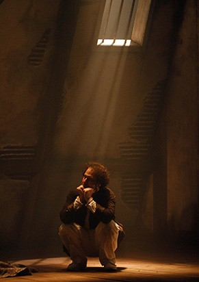Peça é dirigida e estrelada por Gomlevsky (Foto: Divulgação)