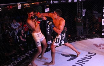 Bilharinho é nocauteado, e Valdines Silva é campeão peso-pena do Jungle