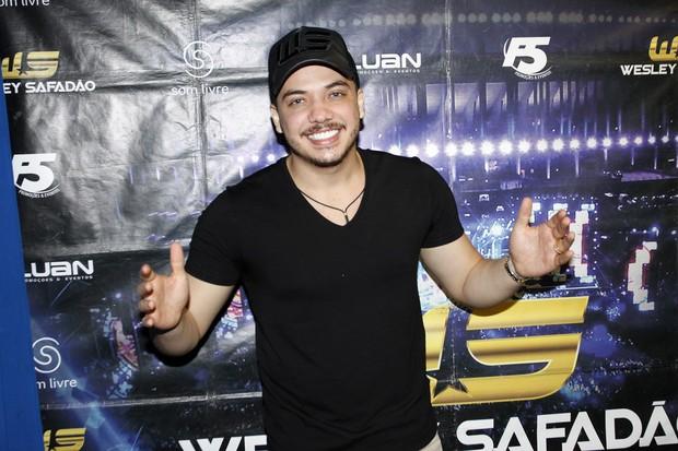 Wesley Safadão (Foto: Celso Tavares/EGO)