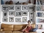 Bela Gil posa na casa dos pais, no Rio, onde grava seu programa de culinária