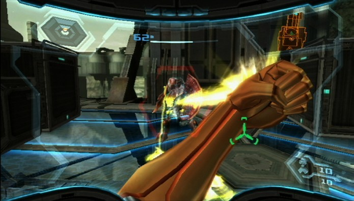 Metroid Prime: jogo inicialmente foi projetado para ser em terceira pessoa (Foto: Reprodução/Wired)