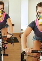 Fernanda Souza: 'Não tenho pretensão de ser musa ou blogueira fitness'