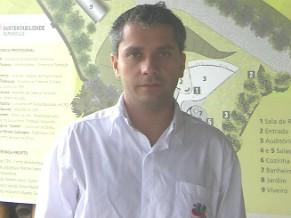 Gustavo Aloe, coordenador da instituição (Foto: Divulgação)