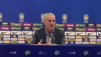 Tite explica que chamou Rodrigo Caio pela versatilidade do jogador (Getty Images)