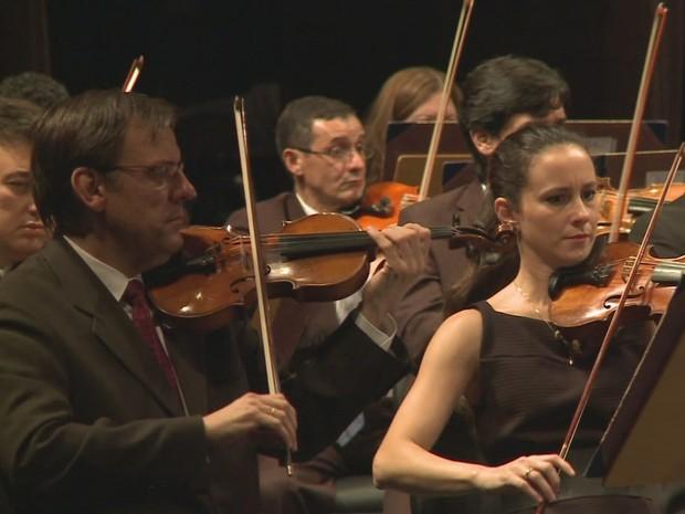 Orquestras de todo o país se apresentarão em Santos (Foto: Reprodução / TV Tribuna)