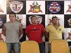 Quadrilha confessa mais de 15 assaltos a agências dos Correios