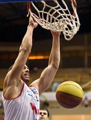 Vuk Ivanovic Franca basquete (Foto: Newton Nogueira/Divulgação )