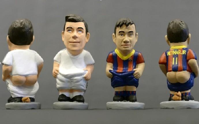 Neymar Bale Caganers