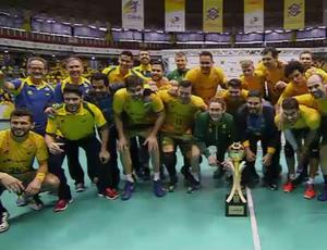 Brasil vence torneio quatro nações; handebol
