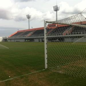 Estádio Carlos Zamith (Foto: Marcos Dantas)