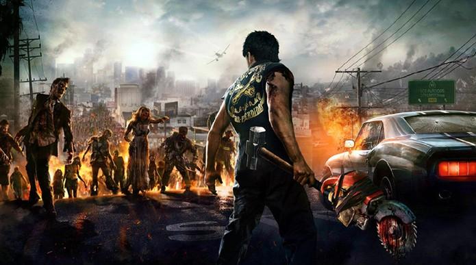 Dead Rising 3 traz hordas de zumbis para o Xbox One (Foto: giga.de) (Foto: Dead Rising 3 traz hordas de zumbis para o Xbox One (Foto: giga.de))