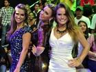 Ex-BBBs acompanham a final do 'Big Brother Brasil 13'