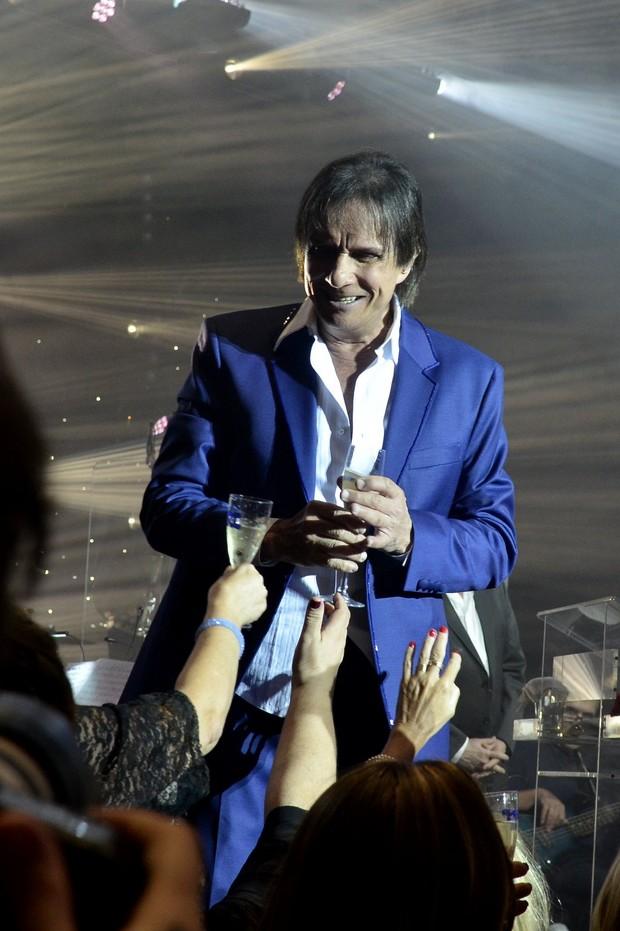 Roberto Carlos (Foto: Roberto Teixeira/EGO)