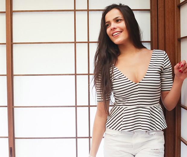 Emilly Araújo, ex- BBB (Foto: Iwi Onodera/ Editora Globo)