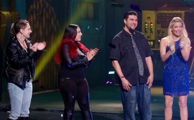 Face Off - Recap -10° Episódio