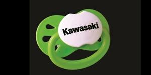 Chupeta Kawasaki (Foto: Divulgação)