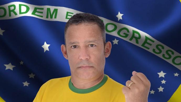 Ramiro Neto oftalmologista Uberaba música samba Seleção Brasileira (Foto: Ramiro Neto/ Divulgação)