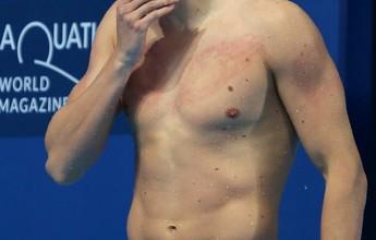 """Cielo lamenta não ajudar 4x100m livre em Kazan: """"Peço desculpas a eles"""""""