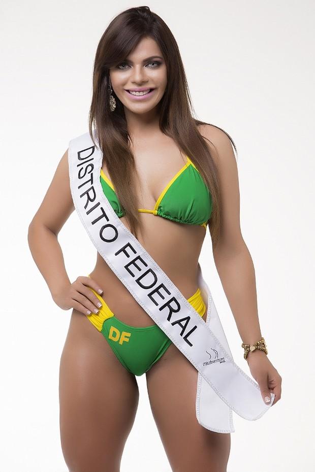Candidatas ao Miss Bumbum Brasil 5 - Suzy Cortez - Distrito Federal   (Foto: Divulgação MBB5! )