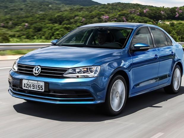 Volkswagen Jetta Comfortline 2015 (Foto: Divulgação)