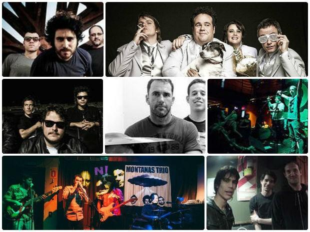 Bandas de destaque se apresentam nos dois dias de Paraíso do Rock (Foto: Divulgação)