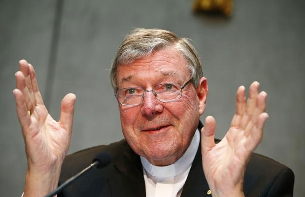 Cardeal australiano admite que Igreja acobertou casos de pedofilia no país (Foto: Tony Gentile/Reuters)