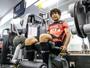 Luan vai passar por cirurgia no joelho, e médico não dá prazo para retorno