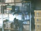 Depósito de loja de produtos de beleza pega fogo em Montes Claros