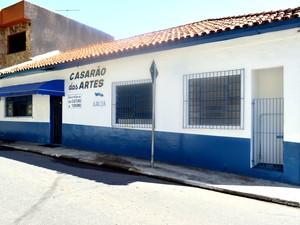 Casarão das Artes (Foto: Willian Almeida/Prefeitura de Arujá)