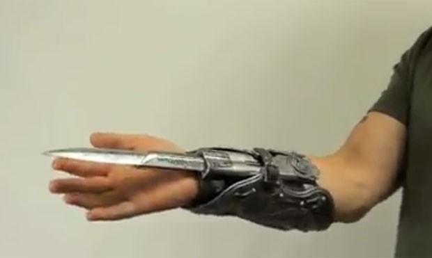 Lâmina 'Wrist Blade' de 'Assassin's Creed' ganha versão de brinquedo Sem-titulo-3