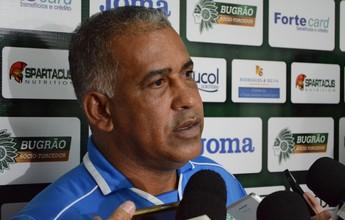 Defesa vira preocupação de Fonseca para estreia no comando do Guarani