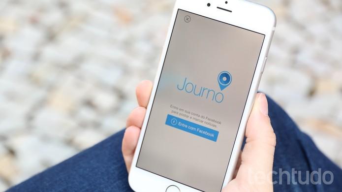 Journo02 (Foto: Lucas Mendes/TechTudo)
