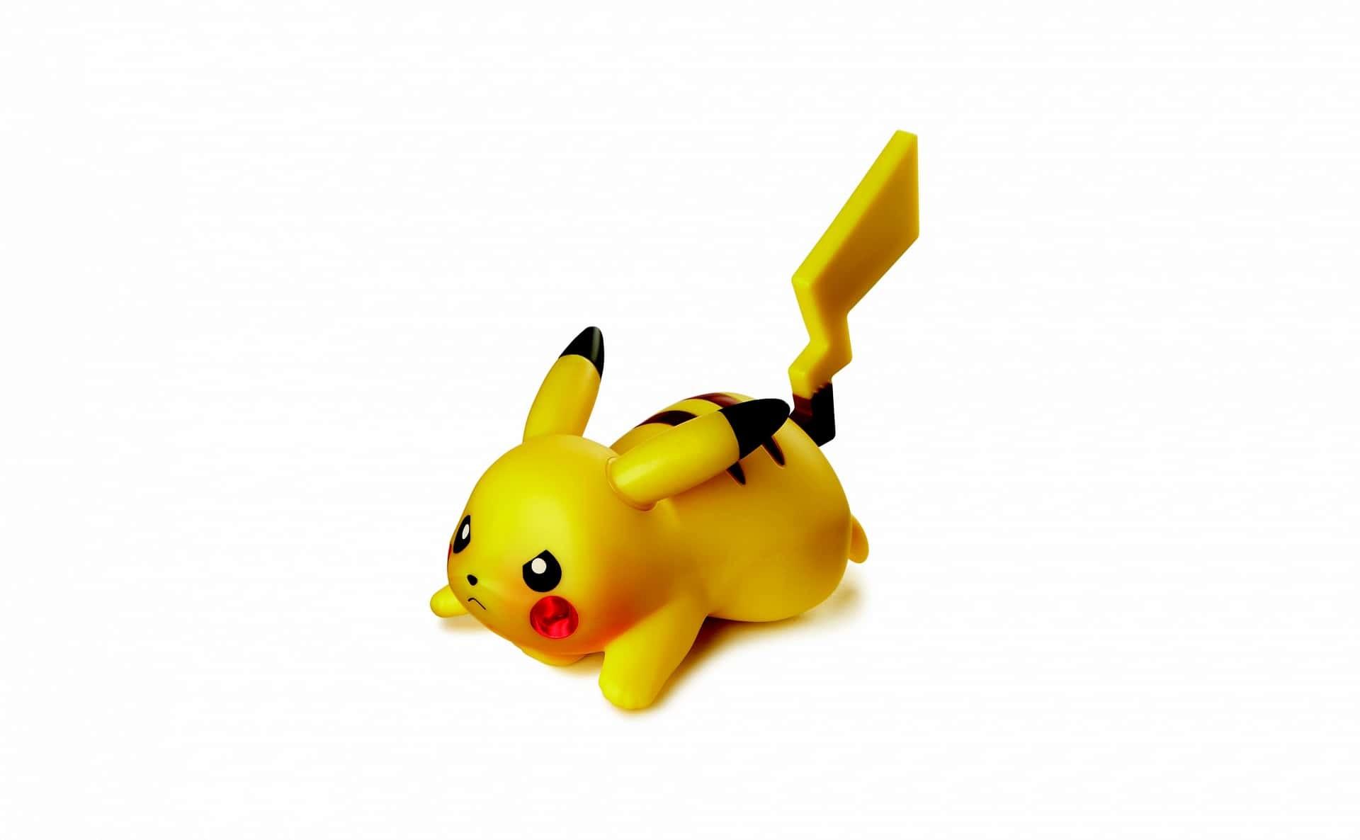 Pikachu (Foto: Divulgação)