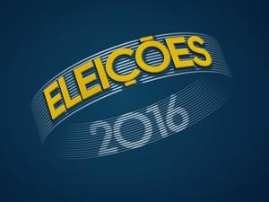 logo eleições 2016 (Foto: Reprodução/TV Integração)