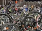 Húngaros fazem 'bicicletaço' no Dia da Terra