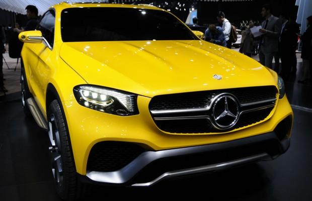 Mercedes-Benz GLC Coupe   (Foto: Newspress)