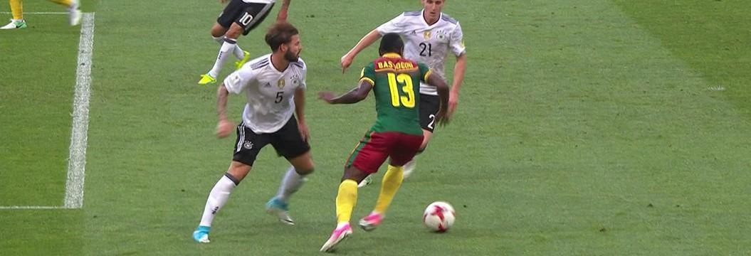 Alemanha x Camarões - Copa das Confederações 2017 - globoesporte.com bfe0ce58ffd94