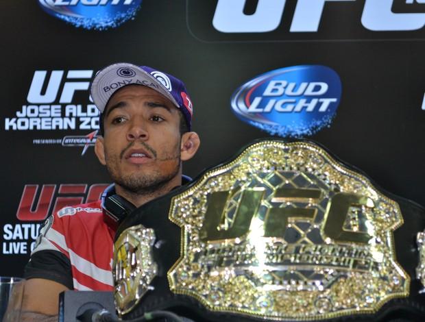 José Aldo UFC MMA (Foto: Adriano Albuquerque)