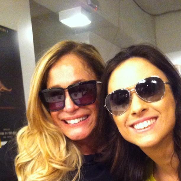 Susana Vieira e Tatá Werneck (Foto: Reprodução/Instagram)