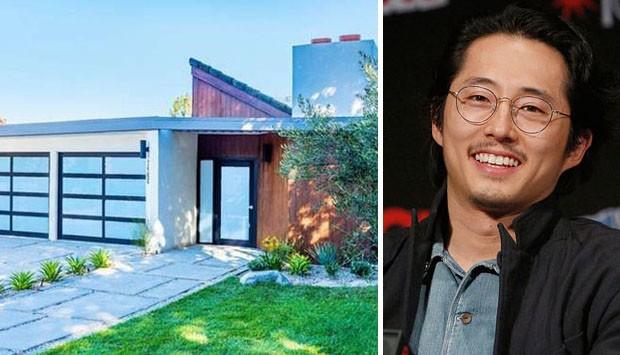Conheça a casa de Steven Yeun, o Glenn de The Walking Dead (Foto: Getty Images)