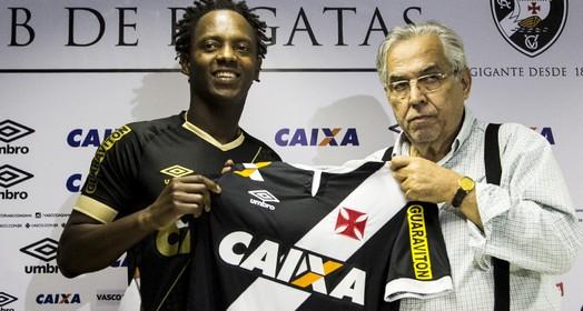 """""""esquece"""" (Paulo Fernandes / vasco.com.br)"""