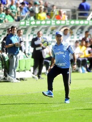 Palmeiras x Atlético PR, Marcelo Oliveira