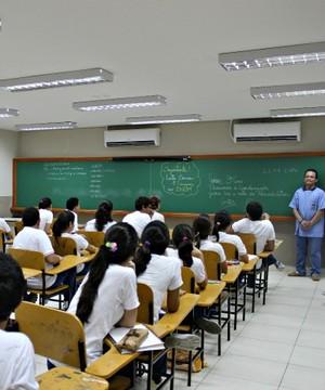 Método de avaliação do Enem explica nota final (Tiago Melo/ G1 AM)