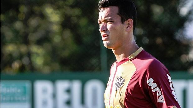 Réver, zagueiro do Atlético-MG (Foto: Bruno Cantini / Flickr Atlético-MG)